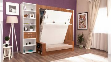 Double Wall Beds